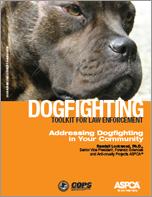 DOJ COPS Dogfighting Flyer